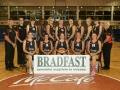 2011/2012 WMBL Fire Team