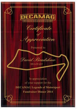 Certificate 2 DECAMAG